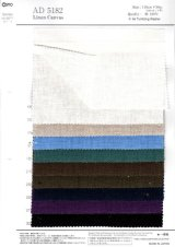 リネン (AD5182) 麻100% 110cm巾×10m乱 11,335円
